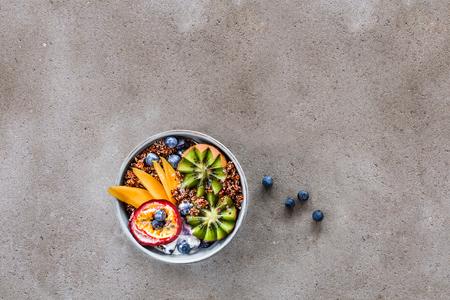 nutriments: Fruit bowl with quinoa