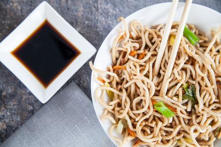 spicey: Stir fried noodles