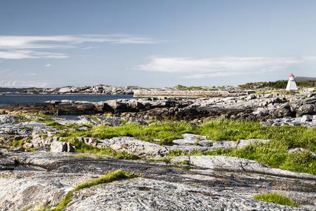 Blimsanden Beach, Norway Reklamní fotografie