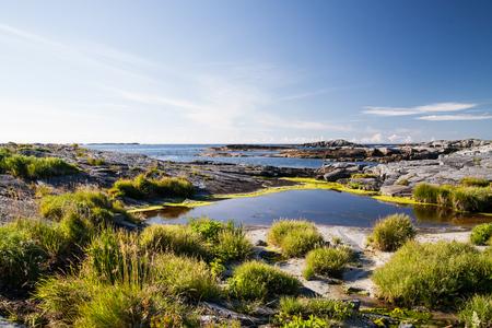 Vigra near Alesund, Norway Stock fotó