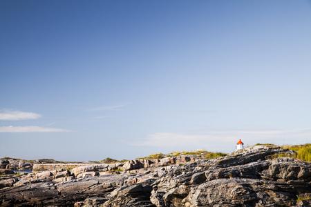 Blimsanden in Vigra, Norway