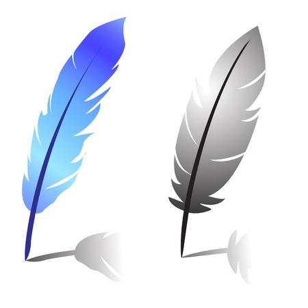 feather boa: Feather