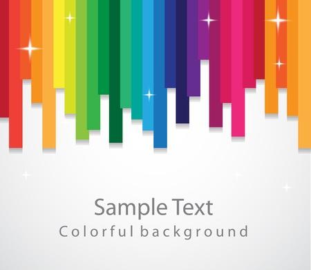 de colores: Antecedentes