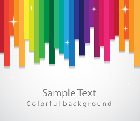 colourful: Background