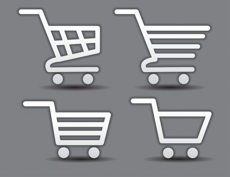 internet shop: Icon Illustration