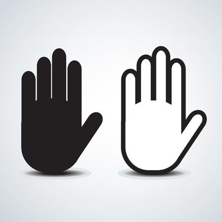 manos: Icono