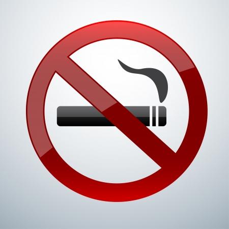 smoking: no smoking icon Illustration