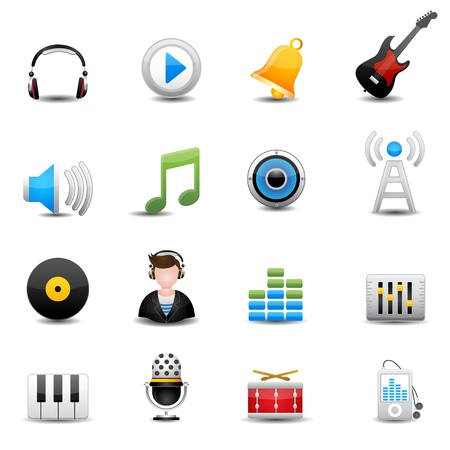 cd player: audio icon