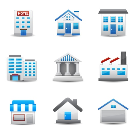 house icon Stock Vector - 21127660