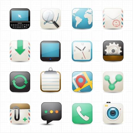 icon Stock Vector - 21127826