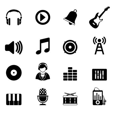 audio icon Vector