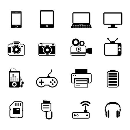 web icon Ilustração