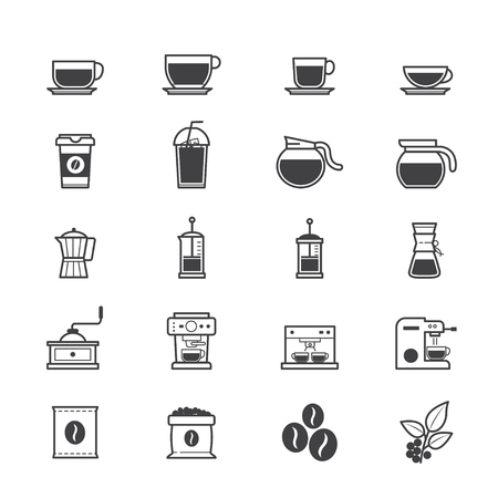 Coffee and Drink Icons