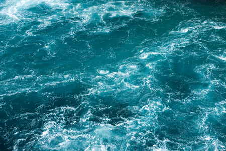 hazardous waves on the mediterranean sea