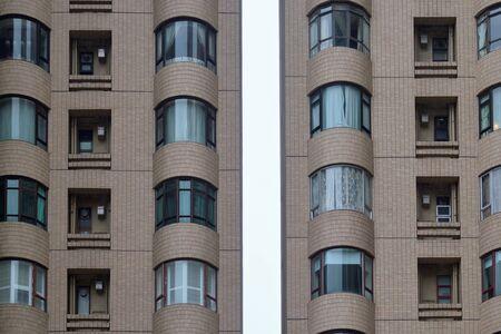 apartments in high-rise building - Hong Kong, China