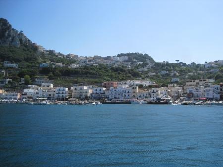 capri: capri island Stock Photo