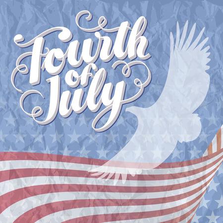 Fourth of July 版權商用圖片 - 40338571