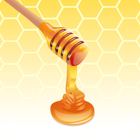 dipper: Honey Stick
