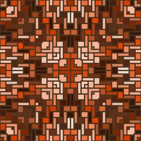 kaleidoscope: Kaleidoscope seamless geometric patterns Stock Photo