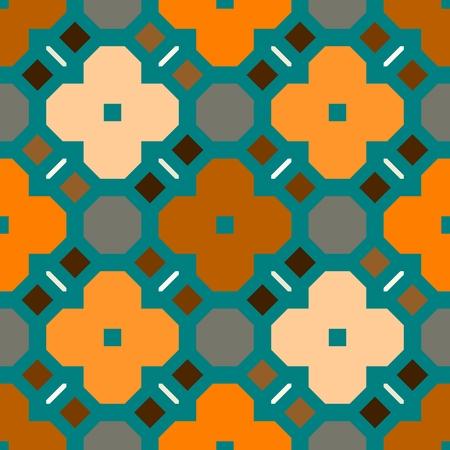 decorative background: Abstract seamless geometric patterns. Kaleidoscope seamless