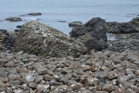 Many stones on the coast Foto de archivo - 130830027