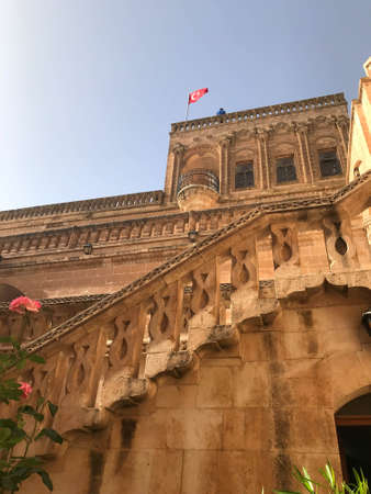 An old building in the province of Mardin