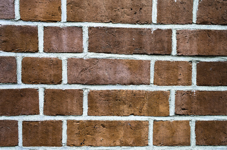 Texture of red brick