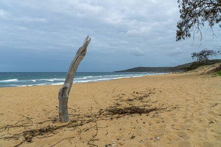 the beautiful beach of Agnes Water in Australia Reklamní fotografie