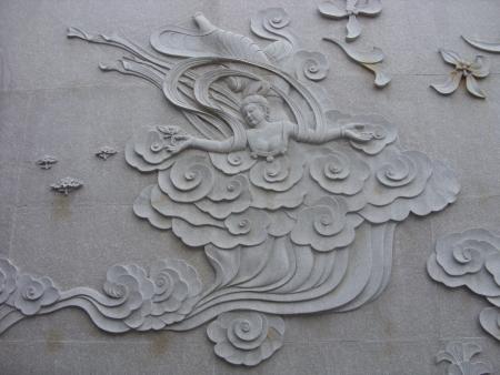 bas relief Stock Photo - 16705098