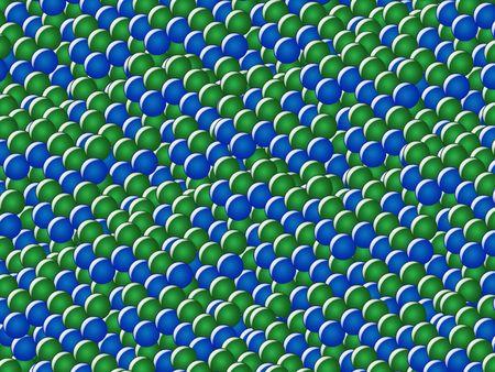 round brilliant: Antecedentes de ronda brillante �tomos. nanotecnolog�a una ciencia del futuro  Foto de archivo