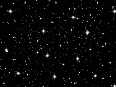 lightyear: Space. A congestion of stars. Astronomy background galaxy