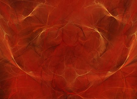 emitter: Abstract red fiery background with tongues of flame Stock Photo