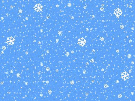 precipitaci�n: Cristal de snowflakes.Winter blanca Navidad  Foto de archivo