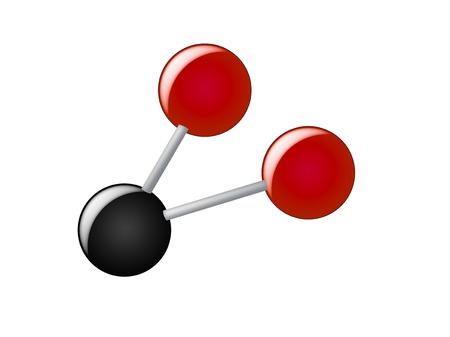 molecula de agua: Mol�cula de agua, fondo abstracto de �tomos y mol�culas Foto de archivo