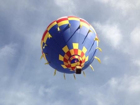 fest: This was taken in the Balloon Fest in El Paso TX.
