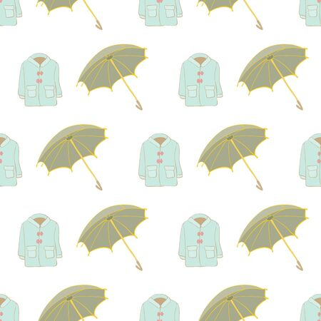 The perfect print for rainy days.