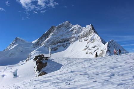 Peak of Jungfrau