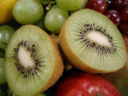Kiwi and Fruit