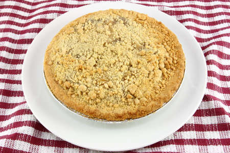 Apple Crumb Pie photo