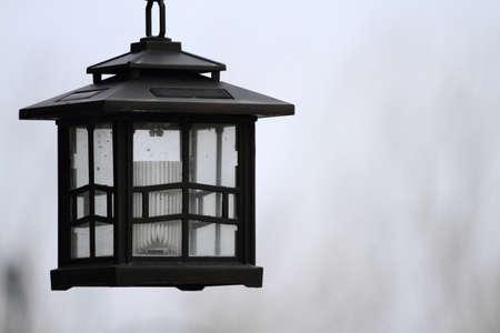 Antique Style Solar Lantern