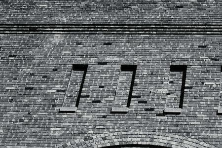 paredes de ladrillos: Mamposter�a de A Construido 100 a�os de la mano del edificio de ladrillo