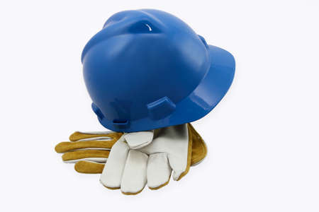 Hardhat And Gloves