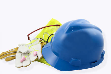 Personal Protective Equipment or PPE Stock Photo