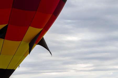 Hot-Air Balloon Detail