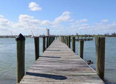 Old Wooden Pier