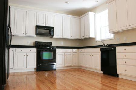 New construction house - kitchen photo