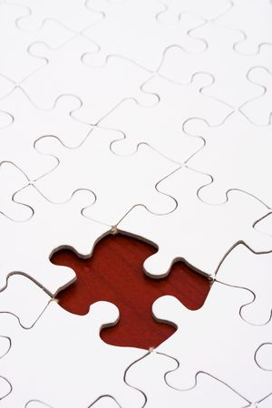 Puzzle with missing piece � solving problems without all information