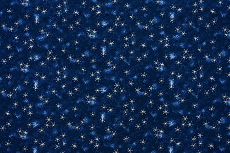starry night: Night sky filled with stars, star background Stock Photo