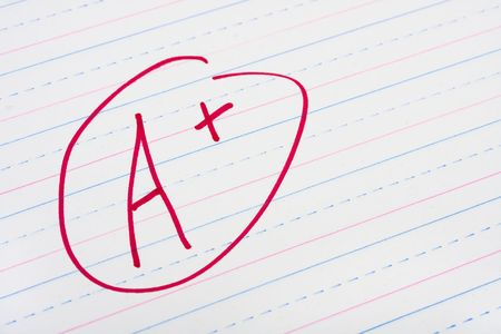 lernte: Ein Brief-Klasse geschrieben auf ges�umt Papier, gute Qualit�ten