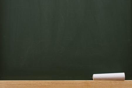 Chalk on a chalkboard with lots of copy space, School Days 版權商用圖片 - 10031120